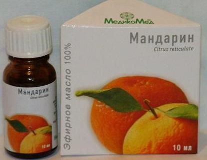 100% éterický olej z Mandarinky 10ml