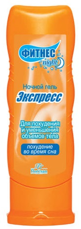 Fitness-body Nočný gél Express 125ml