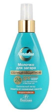SPF 24 Olej na opaľovanie Paradise 160 ml