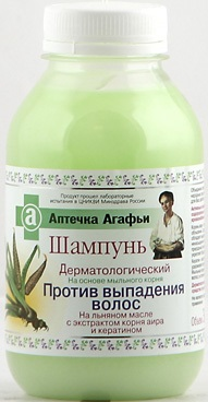 AA Šampón proti vypadávaniu vlasov 300ml