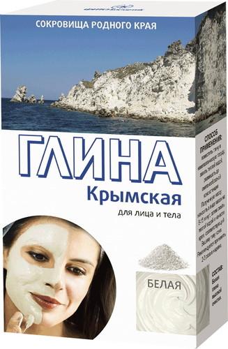 Fitokosmetik Krymský biely kaolín ( íl ) čistiaci 100g