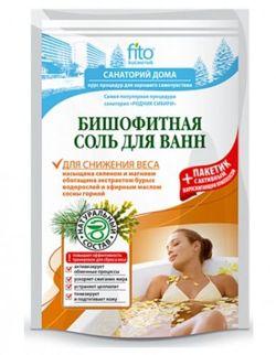 Fitokosmetik - Soľ do kúpeľa zoštíhľujúca , 530g