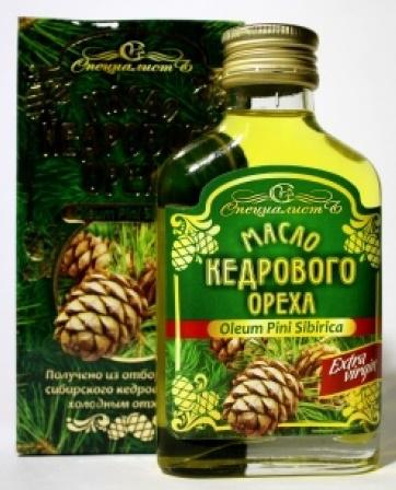 Cédrový olej - 100% Altajský 100ml