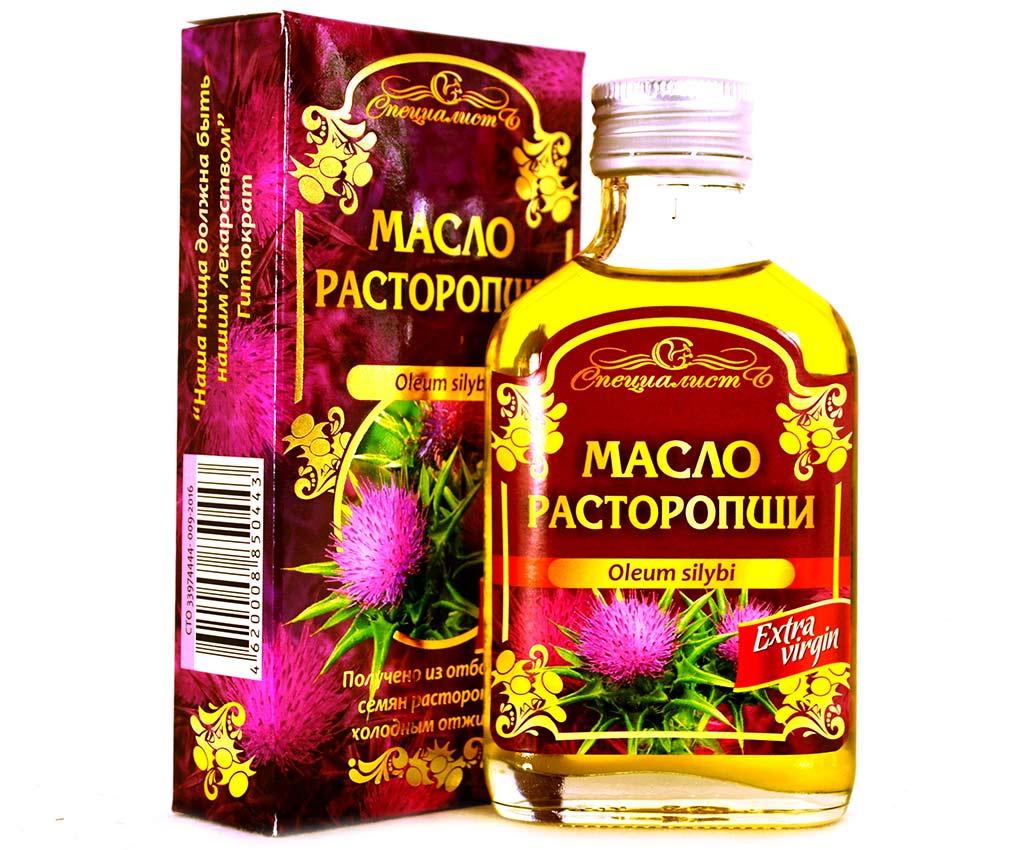 100% Olej z pestreca mariánskeho Altajský 100ml