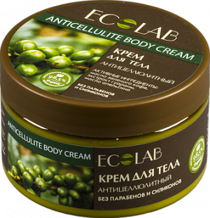 Ecolab Anticelulitídny telový krém anticellulite body cream, 250 ml