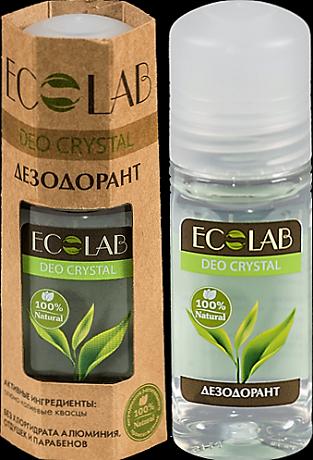 Ecolab Deodorant DEO Crystal Prírodný 50 ml