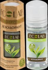 Deodorant DEO Crystal Dubová kôra a zelený čaj 50 ml