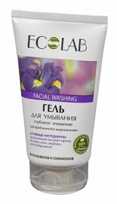 Gél na umývanie tváre Hĺbkové čistenie na problémovú a mastnú pokožku 150ml