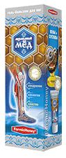 Gélový balzam na nohy Mravenčí med Formic Honey, 70 g