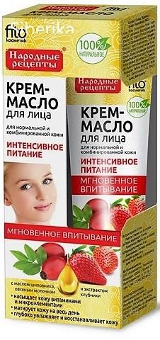 Fitokosmetik Krém-olej na tvar na normálnu a zmiešanú pleť 45 ml