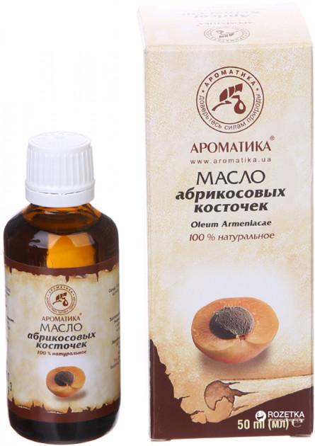 Aromatika - 100% Marhuľový kozmetický olej 50ml