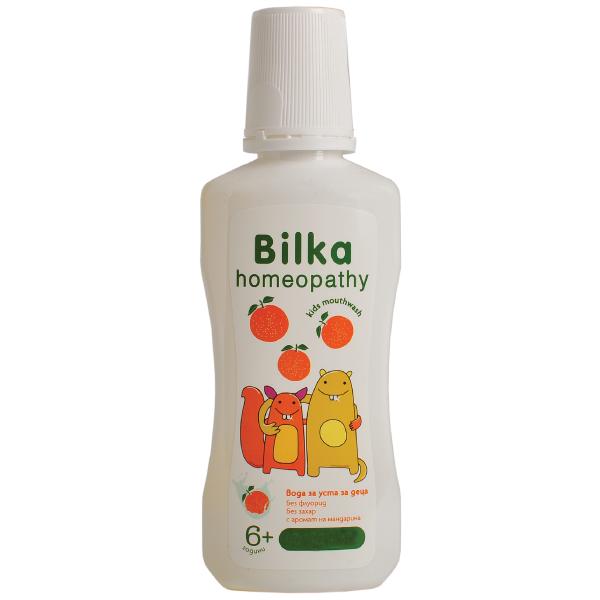 Bilka Homeopathy ústna voda pre deti od 6r 250ml