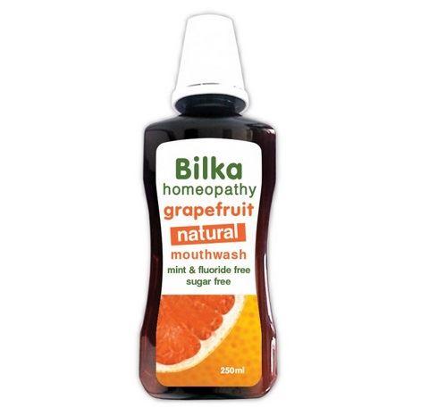 Bilka Homeopathy ústna voda s grapefruitom 250ml