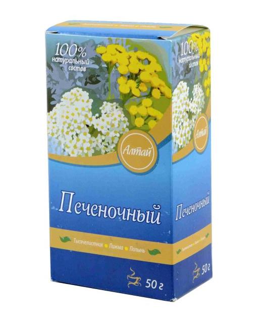 Kima Prírodný čaj na pečeň – 50g